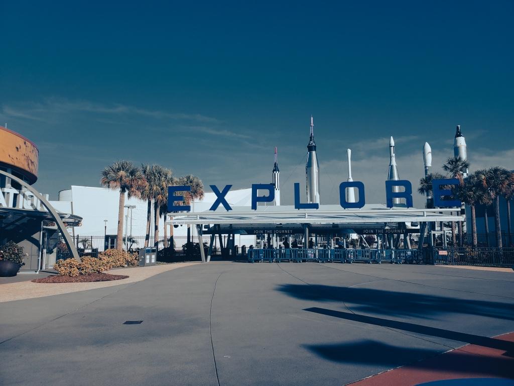 KSC, Kennedy Space Center, Florida,