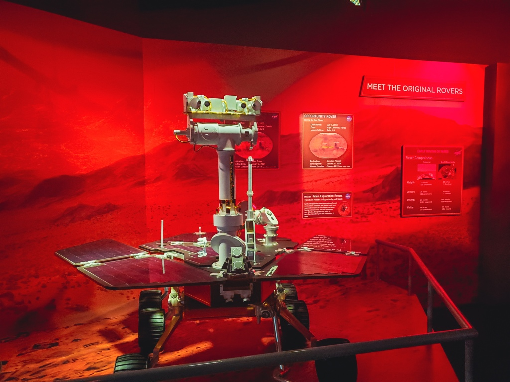 Mars Rover, KSC, Kennedy Space Center, Florida, Space,