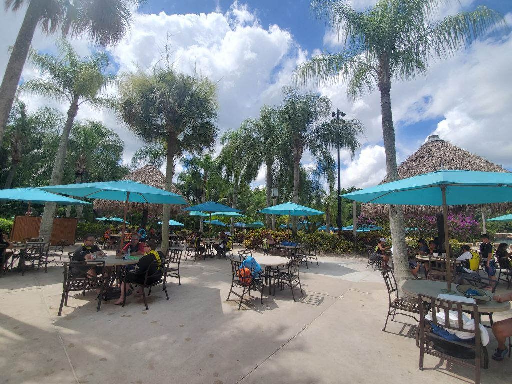 Laguna Grill, Discovery Cove, Florida, Orlando, Places to see,
