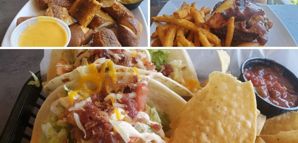 Food from CKs in Clearwater Florida, Good eats,