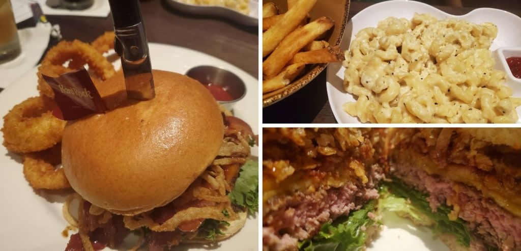 Hard Rock Orlando, Food, Burger, CityWalk, Universal Orlando